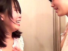 Japanese lesbo teenagers