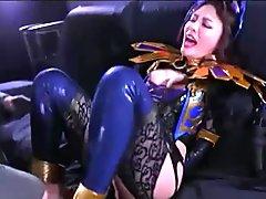 Japanese bigtits evil Masturbation