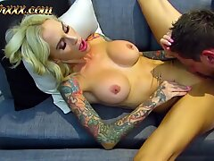 FILTHY WIFE CHEATS ON VACATION - SARAH JESSIE