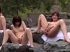 Orgy In Hot Springs