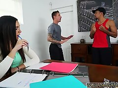Mother shows boss  patron s daughter to fuck Spoiled Kharlie Stone Gets Her Way