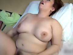 Chubold Japan Stepgrandpa man fuck BBW Japan Woman