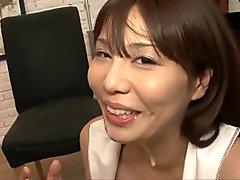 Severe encounter with cock for needy Karen Natsuhara