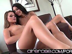 Airerose Mom Nikki Teaches Sex