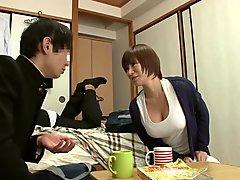 Best Japanese slut in Hottest MILF, Amateur JAV clip