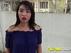 Backpacker s cock sucked by RANDY ASIAN TEEN in HOTEL