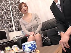 Horny Japanese slut in Crazy Blowjob, HD JAV movie